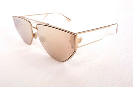 Dior Women's Sunglasses DIORCLAN2 000 Rose Gold 61-15-150 MADE IN ITALY ... - $199.95