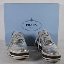 Prada Calzature Donna Low-Top Platform Sneakers 35.5 - $346.50