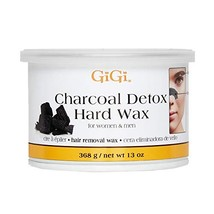 GiGi Charcoal Detox Facial Wax 13 oz image 1