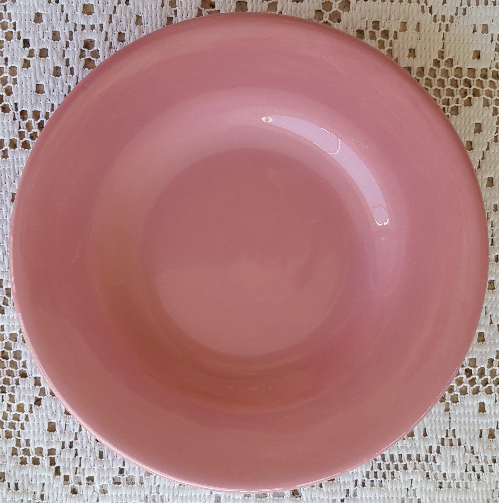 ... Hausenware Pink Dinnerware Stoneware Dinner and Salad Plates 3 Pieces ...  sc 1 st  Bonanza & Hausenware Pink Dinnerware Stoneware Dinner and 47 similar items