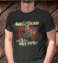 "Day of the Dead ""Bub"" T Shirt retro 1980s Romero zombie horror movie graphic tee image 3"