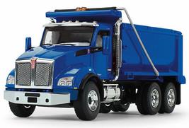Surf Blue Kenworth Dump Truck First Gear 50-3470 1/50 Scale - $89.05