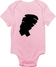 African Head wrap Pink Onesie Bodysuit  - $17.99+