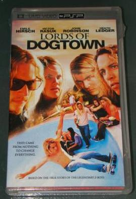Primary image for Sony PSP UMD VIDEO - LORDS OF DOG TOWN (New)