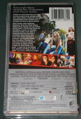 Sony PSP UMD VIDEO - LORDS OF DOGTOWN