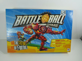 Battle Ball Game Football of the Future Battleball COMPLETE  - $36.62