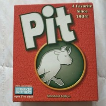 PIT Card Game Vintage 1998 Complete Great Condition Bull & Bear - $12.66
