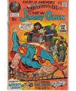 1970 DC Jimmy Olsen Superman Ex-Pal The New Jimmy Olsen #133 - $16.78
