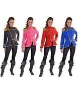 Circus Jacket / Soldier / Majorette / Britney/ Dance Jacket    - sizes 6-20 - $31.03