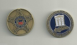 SECRET SERVICE TRADITION OF EXCELLENCE PROTECT THE PRESIDENT 1.75 CHALLE... - $12.63