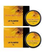 New Zealand Active Bee Venom Lip Plumper - Best Lip Plumper Balm 10g x 2... - $34.99
