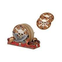 Coaster-Pirate Skull Collectible Figurine - $39.99