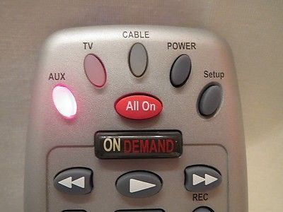 Xfinity Comcast Remote Control All buttons and 50 similar items
