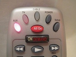 Xfinity Comcast Remote Control  All buttons tested and working properly - $12.23