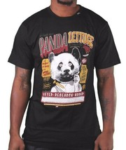LRG Lifted Research Group Mens White or Black Smoking Panda Lettuce T-Shirt NWT image 2
