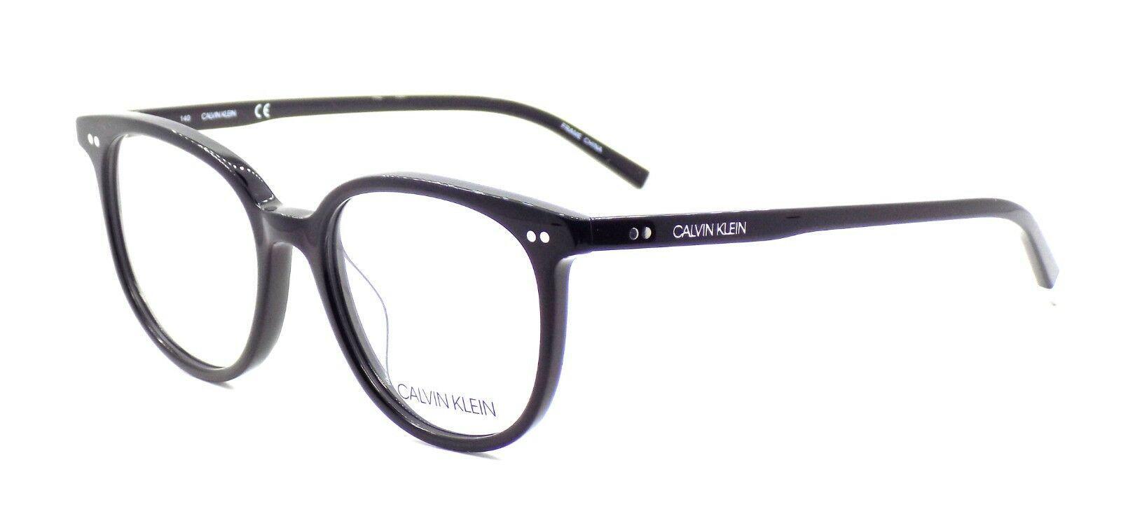 Calvin Klein CK5939 001 Women's Eyeglasses Frames Black 49-17-140 + CASE