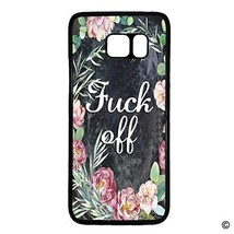 MsMr Galaxy S7 Portective Case Fuck Off Phone Case Cover for SamSung Gal... - $9.89