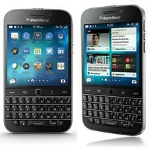"NEW Blackberry Classic 3.5"" | 4G LTE (GSM UNLOCKED) Smartphone | Black SQC100-4"