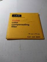 Kodak color compensating Filter  CC20G 75x75mm 1496603 - $12.20