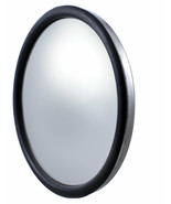 United Pacific 60009 8-1/2-in Stainless Steel Convex Mirror - 150R - $20.17