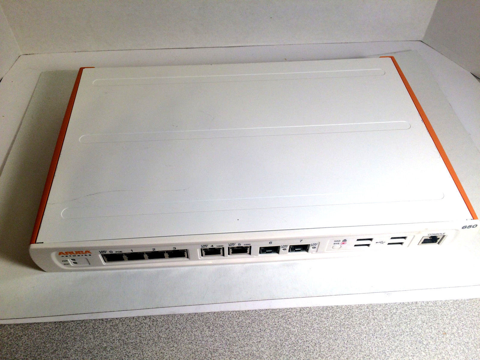 Aruba Networks 650 Wireless Mobility LAN Controller 650-US