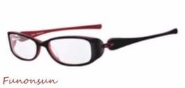 Oakley Women's Frame Pendant OX1024 22-099 Black/Red Eyeglasses 52mm - $115.43