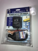 12V Cen-Tech Automatic Battery Float Charger for Car Boat Storage Item 4... - $14.01