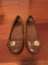 Marc By Marc Jacobs Ballet Flats Totally Turnlock Patent Leather Women's... - $9.49