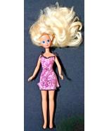 Mattel 1987 Barbie Skipper Doll Sisters Teenager Blonde Hair Blue Eyes - $9.89