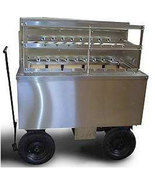 BRAZILIAN CHARCOAL GRILL FOR BBQ CATERING - 25 SKEWERS - $7,550.00