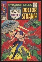 Strange Tales, v1 #153. Feb 1967 [Comic Book] [... - $10.10