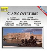 Classic Overtures Cd - $10.99