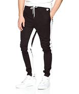 Southpole Men's Athletic Elastic Skinny Track Pants Open Bottom -Choose ... - $12.99+