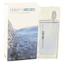 L'eau Par Kenzo Cologne By Kenzo 1.7 oz Eau De Toilette Spray For Men - $57.72