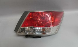 08 09 10 11 12 HONDA ACCORD SEDAN RIGHT PASSENGER SIDE TAIL LIGHT OEM - $74.24