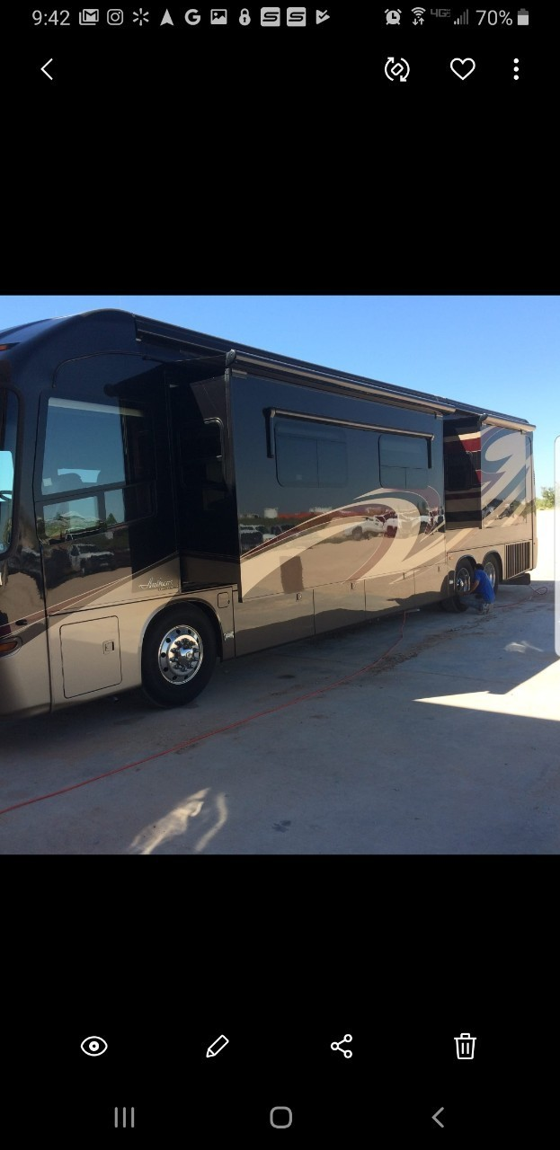 2013 Entegra Anthem 42RBQ Class A Diesel For Sale In Midland, Tx 79707