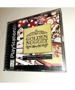 Golden Nugget (Sony PlayStation 1, 1997) - $4.95