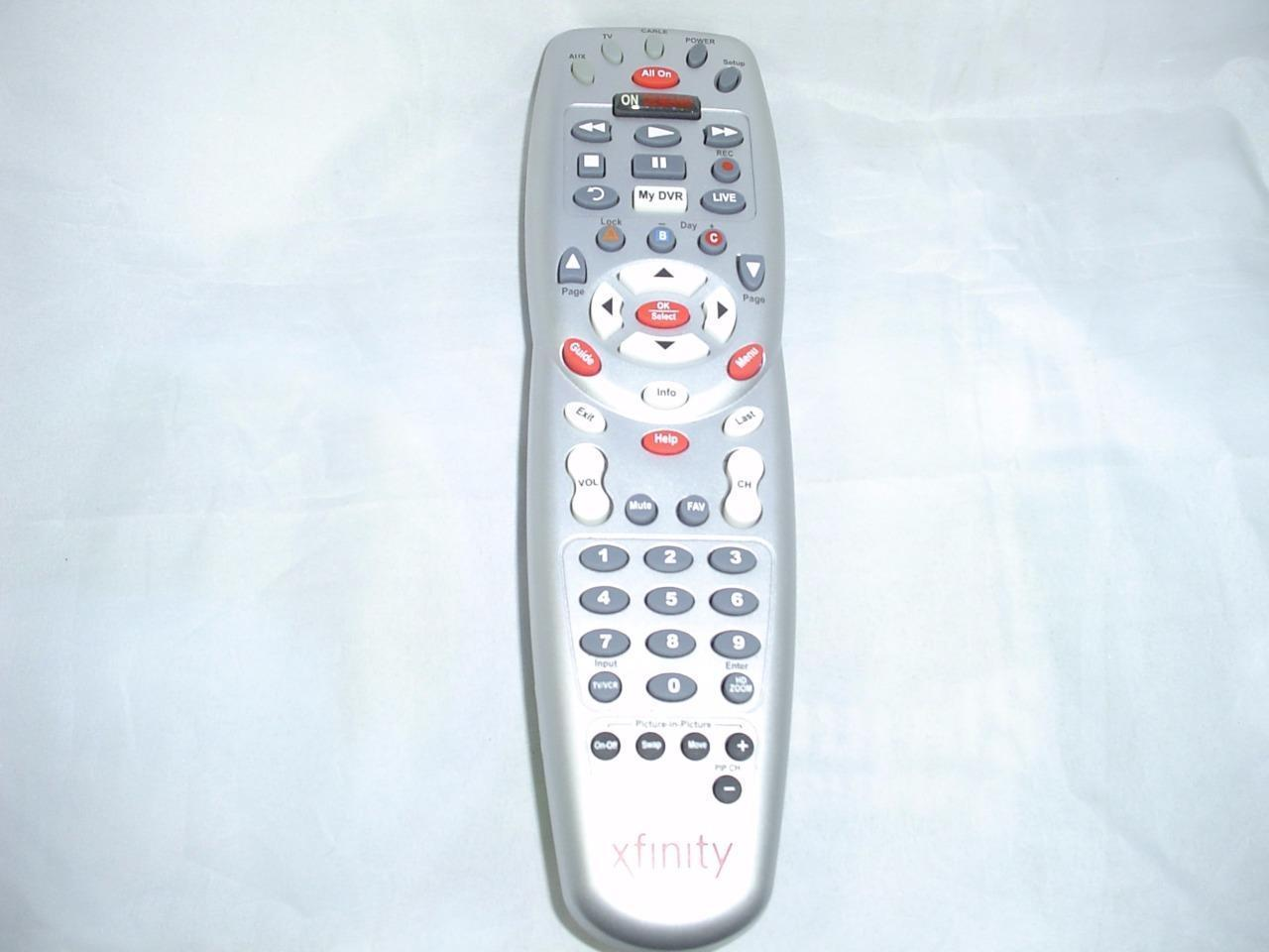 Xfinity Rc1475505 Remote Control Tested And Similar Items