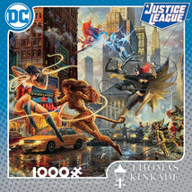 The Women of DC 1000 Piece Puzzle Multi-Color - $33.98