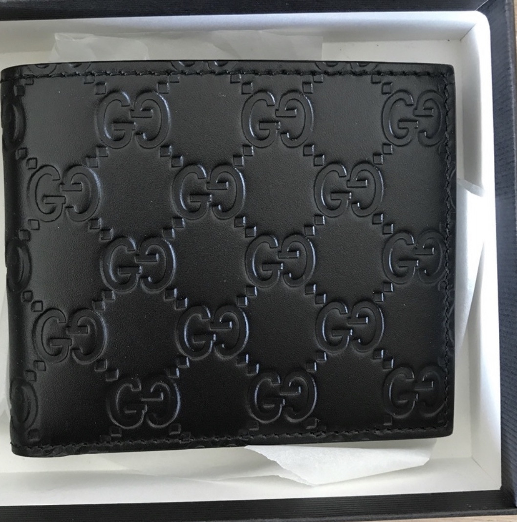 76579f8d212 Gucci Signature Leather Wallet and 50 similar items