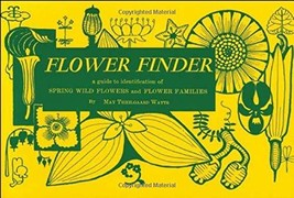Flower Finder: A Guide to the Identification of Spring Wild Flowers and ... - $6.74