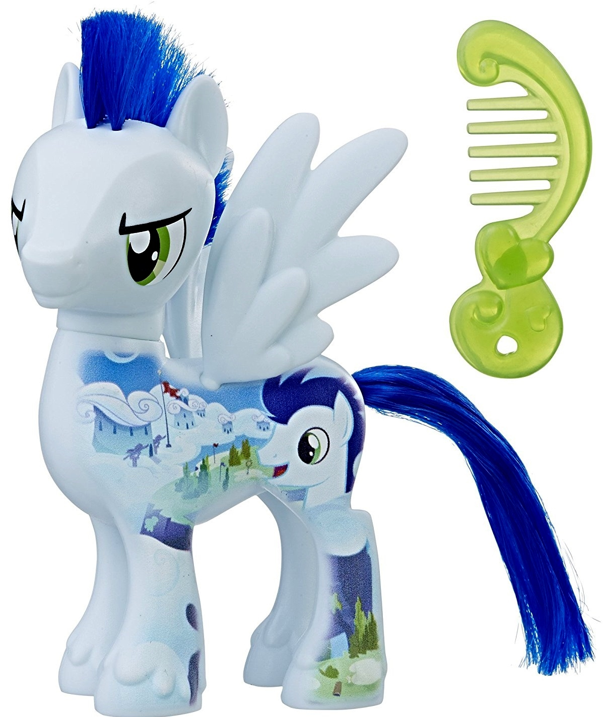 My Little Pony The Movie Soarin All About Friends Single figure
