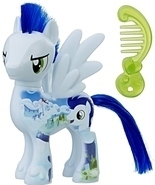 My Little Pony The Movie Soarin All About Friends Single figure - £7.80 GBP