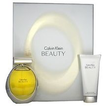 Calvin Klein Beauty 3.4 Oz EDP Spray + Body Lotion 3.4 Oz 2 Pcs Gift Set image 2