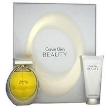 Calvin Klein Beauty Perfume 3.4 Oz Eau De Parfum Spray 2 Pcs Gift Set image 2