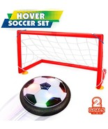 Betheaces Kids Toys Hover Soccer Ball Set 2 Goals Gift Football Disk Toy... - $24.99