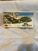 Kovozavody Model Plane Mig-15 UTI 1/72 - $5.93