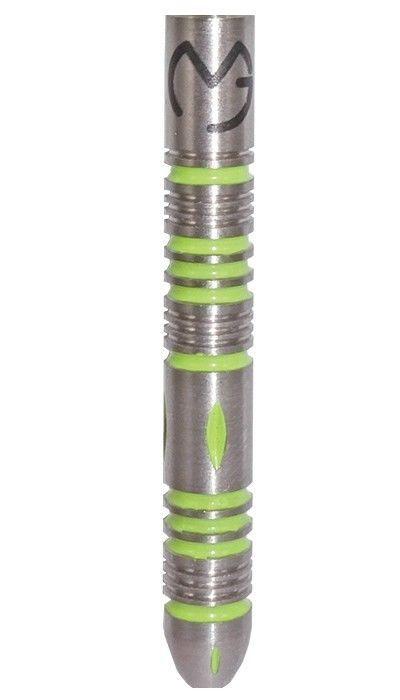 XQ Max MVG Mighty Generation 90% Tungsten 23 gram Steel Tip Darts MDMG9023-ST