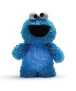Sesame Street Cookie Monster Glow Pal 9-Inch Plush, Gund - $480,00 MXN