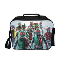 Masked Rider Lunch Box August Series Lunch Bag Team A - $19.99